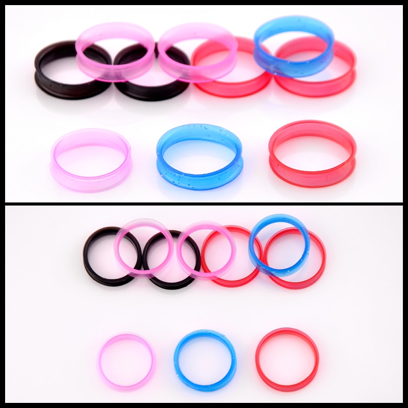 Scissor Finger Rings Inserts Haircutting Replacement Parts